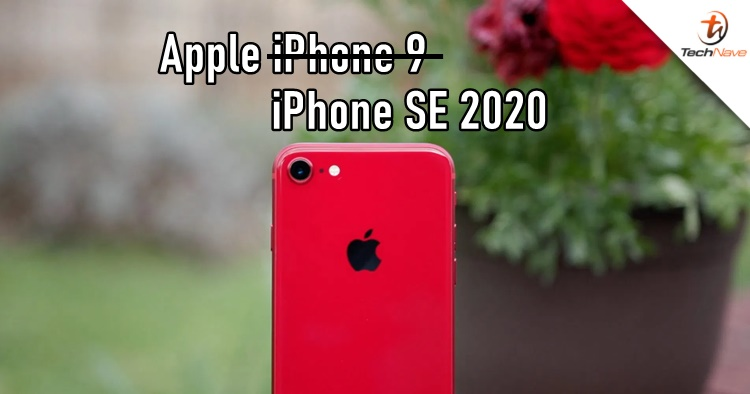 Apple Iphone 9 Renamed To Iphone Se 2020 Pre Order Prepared With