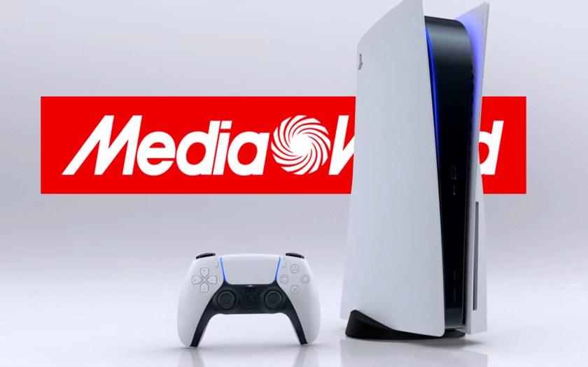 PS5 da Mediaworld