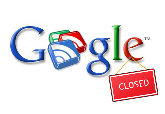 Google Reader 서비스 중단 이유