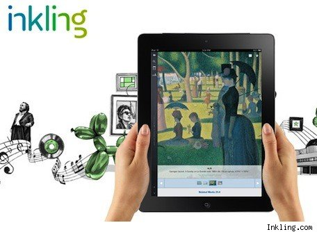 텍스트북을 디지탈화: Inkling
