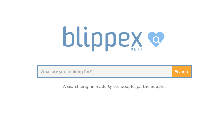 blippex-homepage