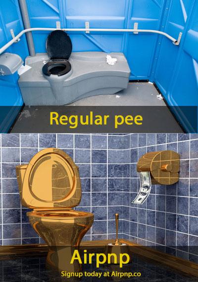 Airpnp: 화장실 공유 경제