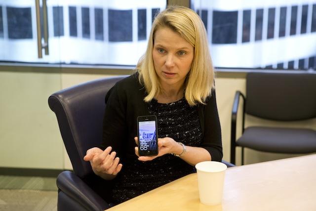 """마리사 마이어의 """"앱 디자인 법칙"""" 3가지"""