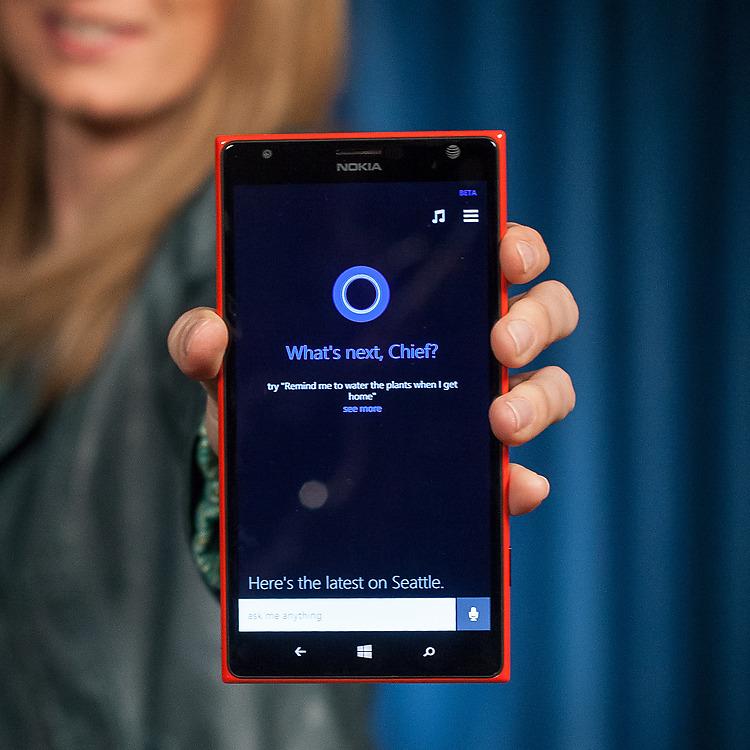 코타나(Cortana), 시리와 구글 나우를 능가할 수 있을까?