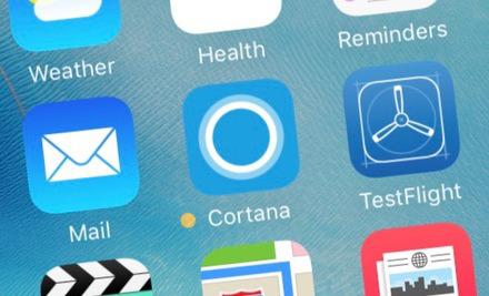 마이크로소프트 코타나(Cortana), iOS 베타테스트 시작