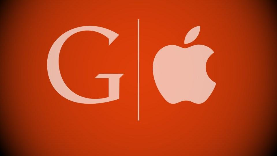 애플의 세계 1위 기업 가치를 추월한 알파벳