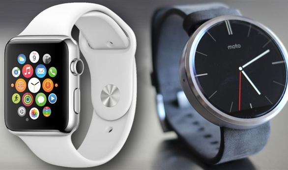 스마트워치, 처음으로 스위스 시계 판매량 추월