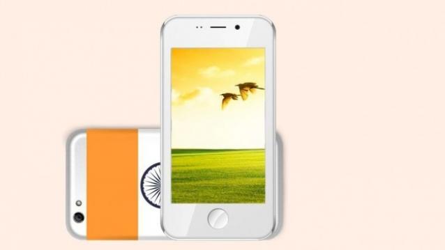 인도 스마트폰 제조사, $4 스마트폰 선주문 시작