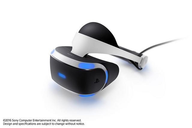 플레이스테이션 VR $399로 10월 출시 예정