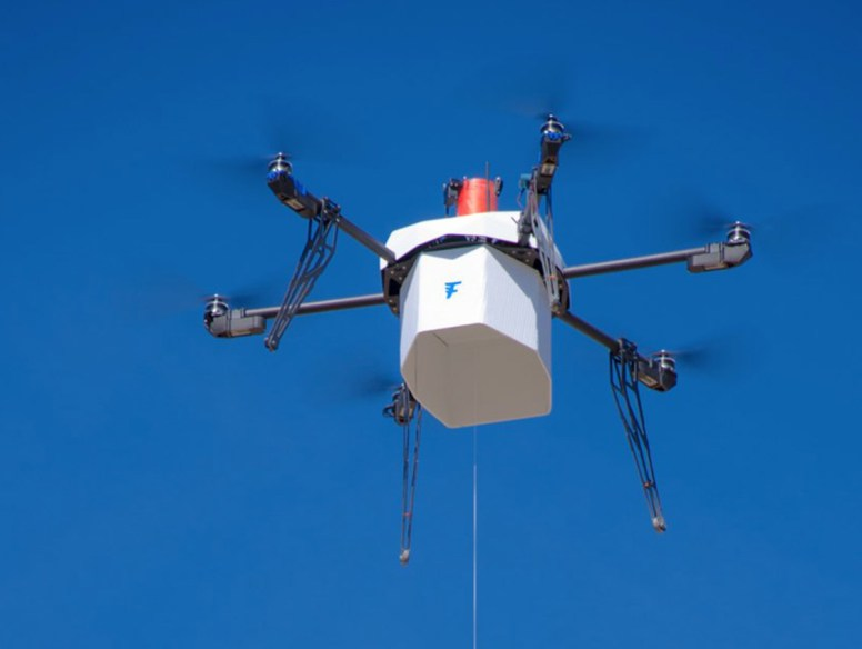 Nevada gets first FAA-approved urban drone delivery