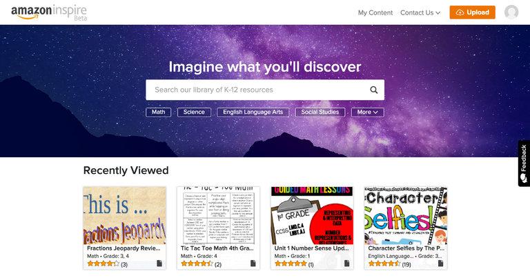 아마존, 온라인 교육 서비스 출시 예정