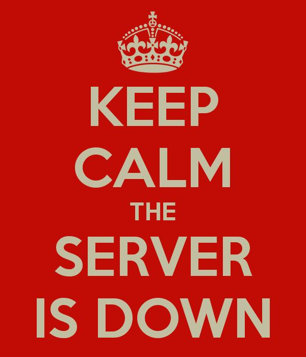 [공지] 서버 오류 및 복구 안내