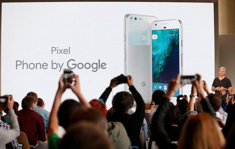 구글, 자사 브랜드의 최초 스마트폰 '픽셀 (Pixel)' 출시