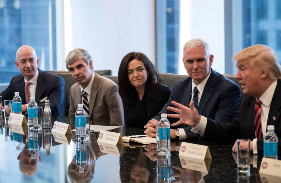 100여 개 테크회사, 트럼프 반이민 행정명령 비판 의견서 제출