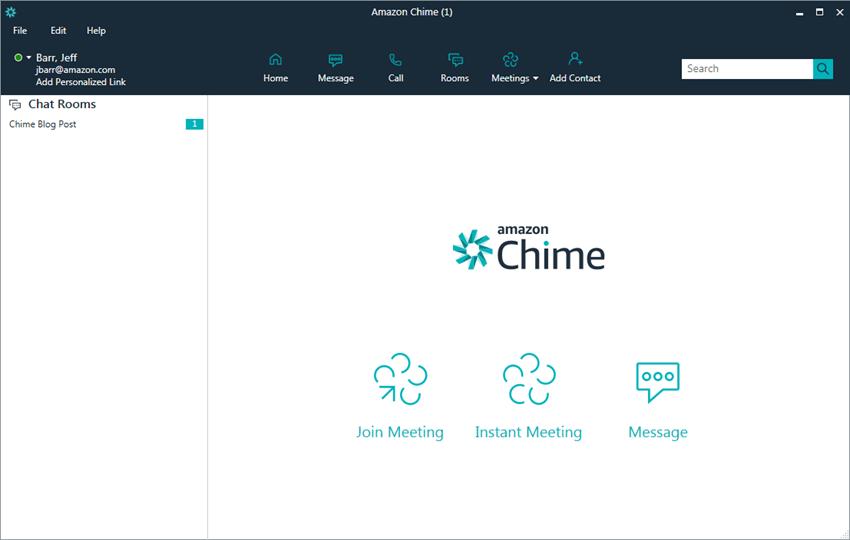 차임 Chime, 아마존이 출시한 기업용 커뮤니케이션 서비스