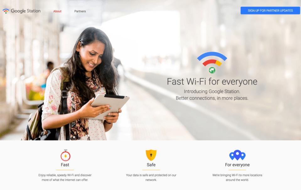 구글, 인도네시아에 공공 와이파이(Public Wifi) 공급