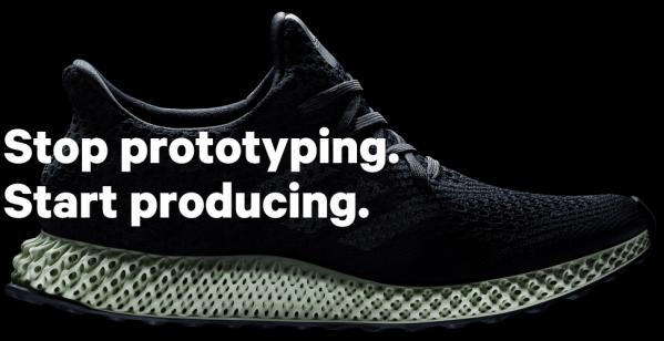 아디다스와 Carbon이 함께 만든 3D 프린팅 신발 – Futurecraft 4D
