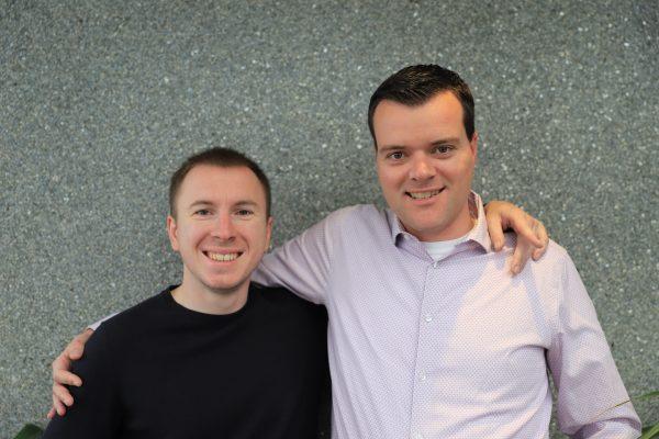 깃랩의 창업자인 드미트리(Dmitriy)와 시드(Sid)
