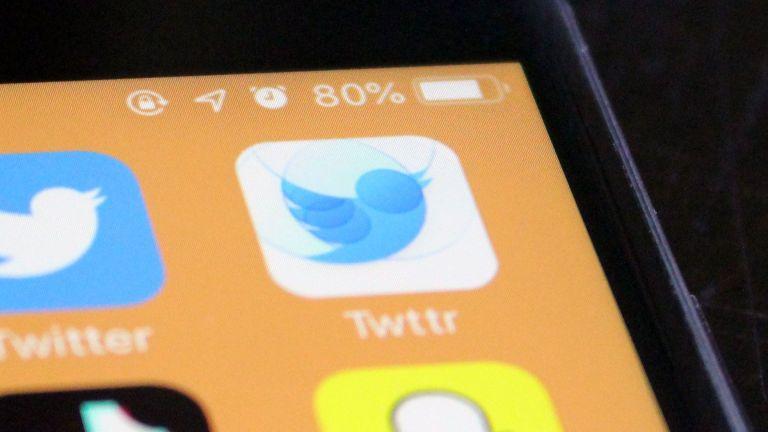 트위터, 새로운 디자인의 테스트 앱 'Twttr' 공개