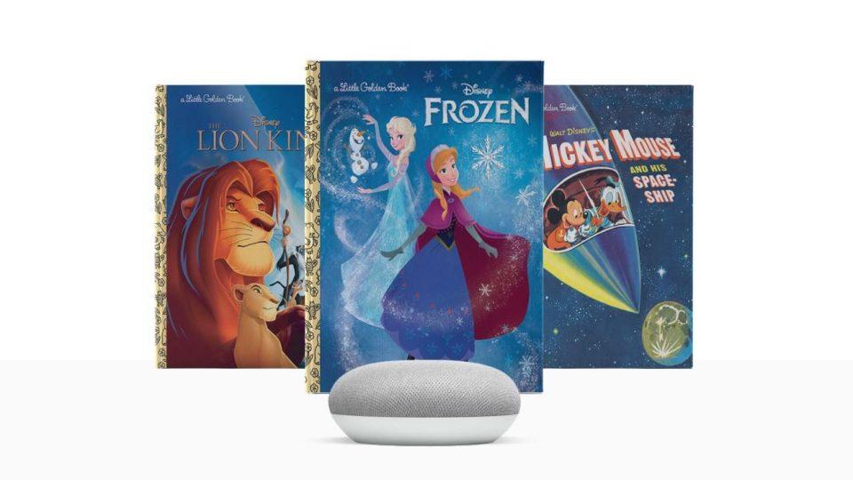 디즈니가 인공지능 스피커를 활용하는 방법 (1)