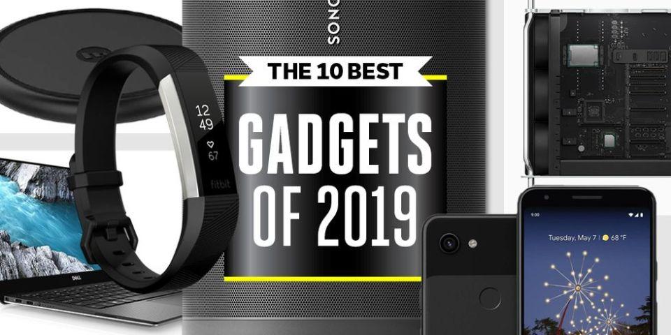 2019년 최고의 테크 기기(gadget) Top 10