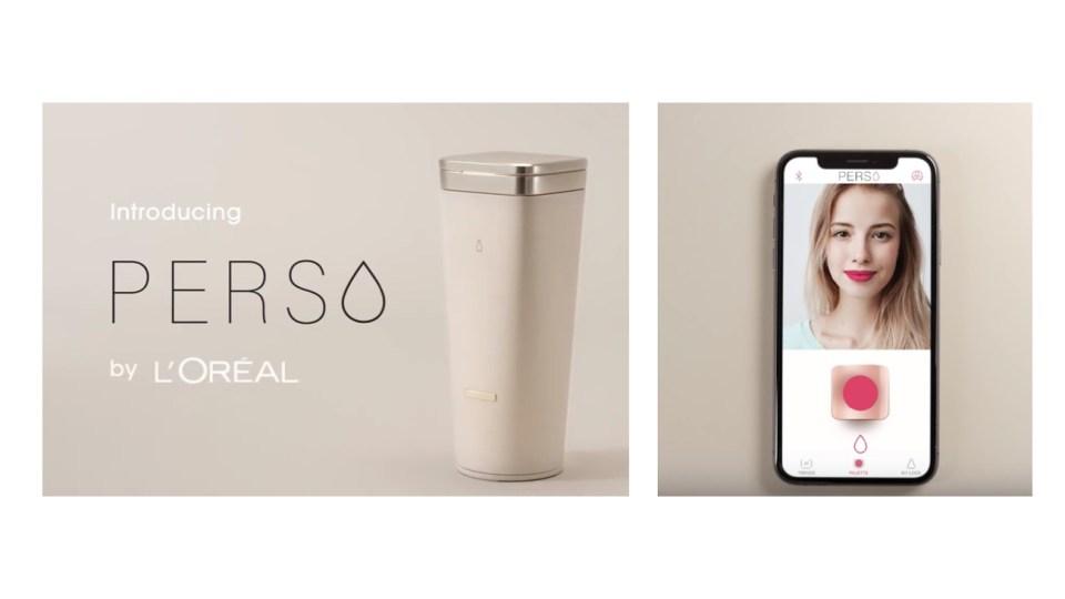 기술을 위한 기술일 뿐 vs. 혁신적인 AI 화장품 제조기기 – 로레알의 페르소(Perso)에 대한 엇갈리는 평가