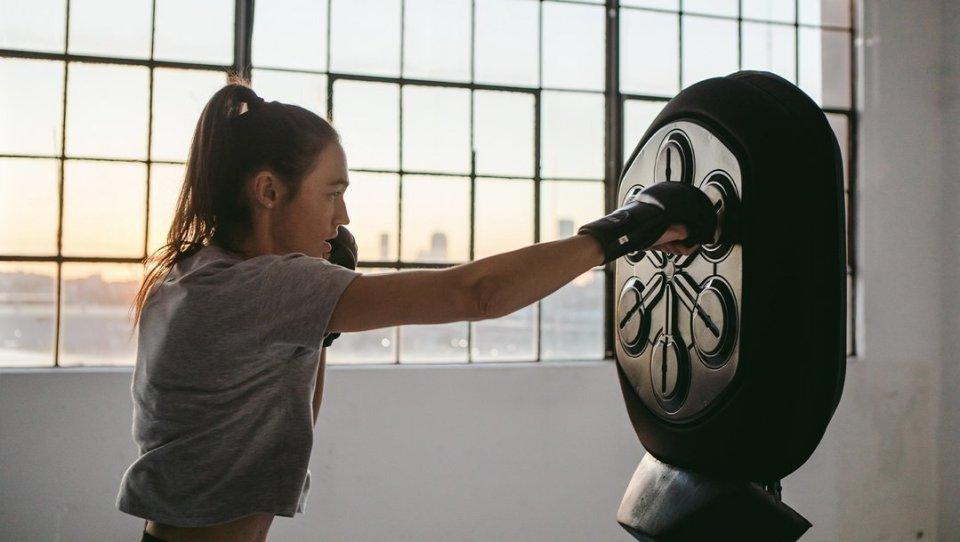 이젠 권투 연습도 집에서 –  스마트 펀치백 Liteboxer