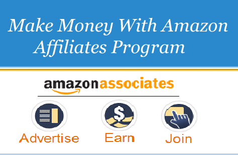 Make Money With Amazon Affiliates Program