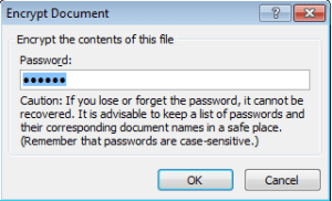 Remove Password in PowerPoint Presentation 2007