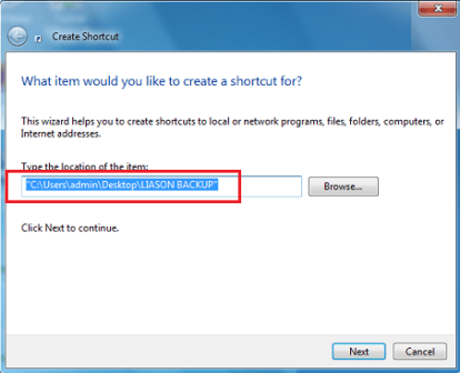 Create Your Own Run Command In Windows 7