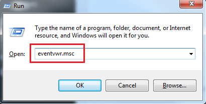 Find Last Shutdown Time In Windows 7