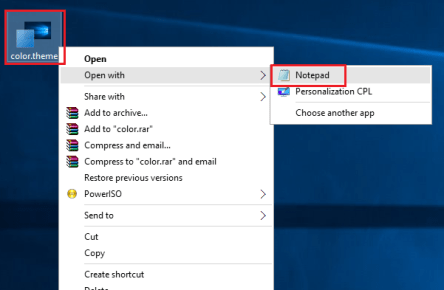 Enable Color Title Bar In Windows 10