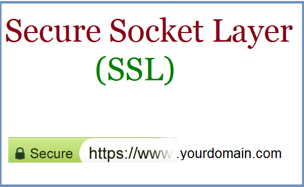 SSL-Secure Socket Layer Protocol
