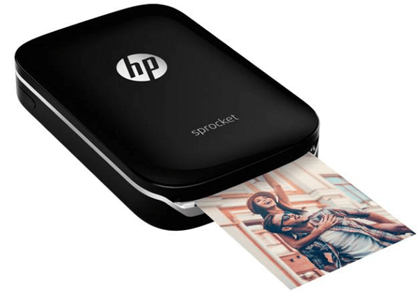 HP Launched Pocket Sized Photo Printer