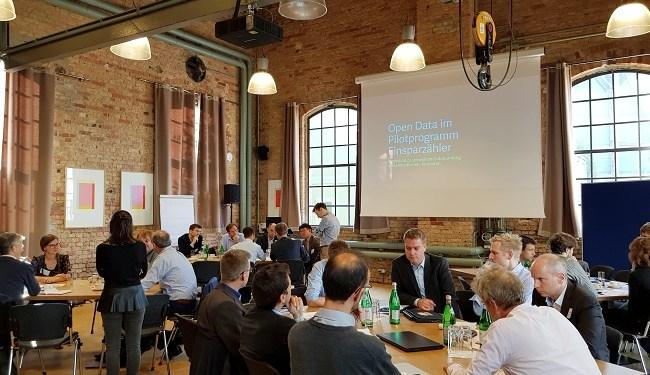 """Open Data Workshop im Rahmen der Konferenz """"Wer mitmacht zählt!"""" am 10.10.2018"""