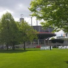 Die internationale Industrie-Leitmesse Hannover Messe vom 1. bis 5. April 2019