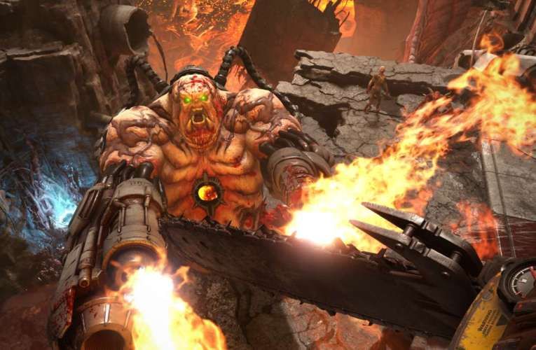 Doom Eternal: Here's How Long It Takes To Beat The Campaign