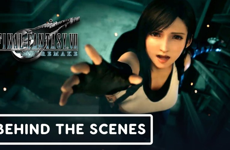 Inside Final Fantasy 7 Remake