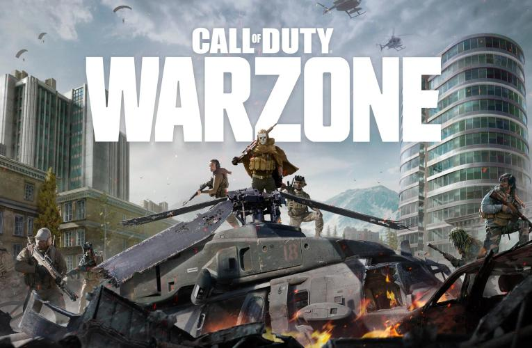 Call of Duty: Warzone is getting new weapons in today's update