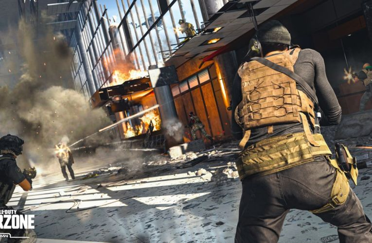Call of Duty is getting four new Warzone weapons, a new Modern Warfare map, and a new dog-friendly operator