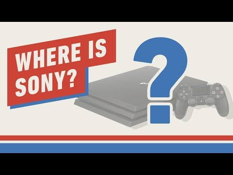 Sony's PS5 Silence Is Deafening -Gen Console Watch