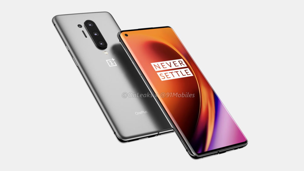 OnePlus 8 Pro leaked by Robert Downey Jr., launch reportedly set for April 15th