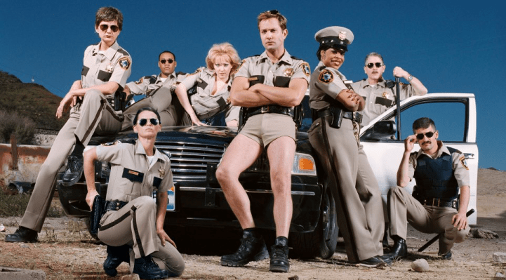 Quibi just released a trailer for the Reno 911! revival