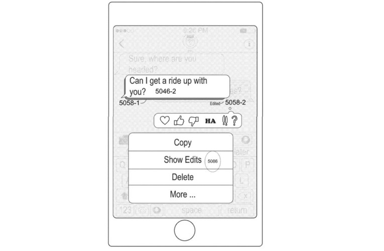 Apple could soon allow users to edit sent messages