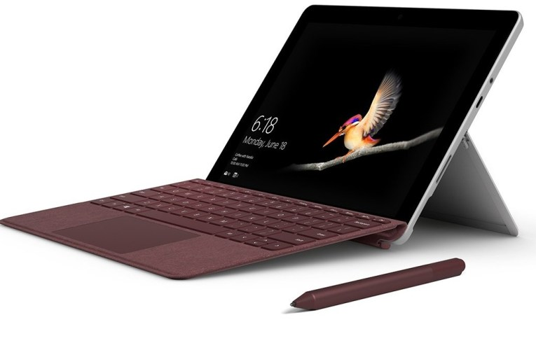 Microsoft Surface Go 2 will be released in May with a larger display, a faster CPU and optional LTE