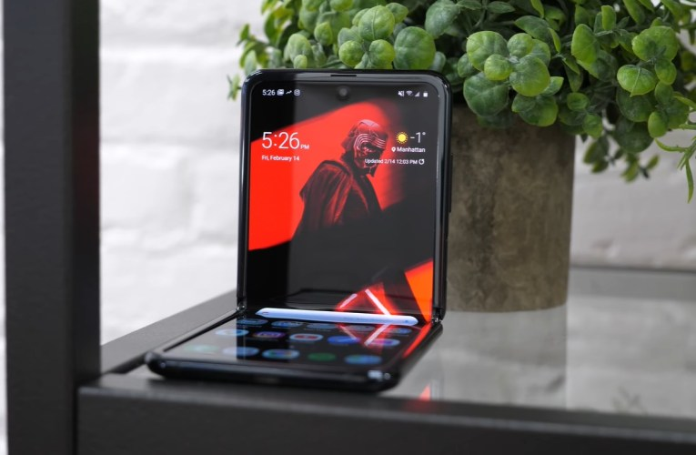 New rumors about the 5G Samsung Galaxy Z Flip now give us its basic storage space