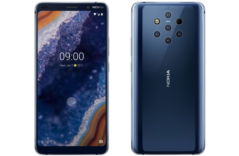 Nokia 9.3 PureView may have a 120 Hz display and a 108 megapixel camera