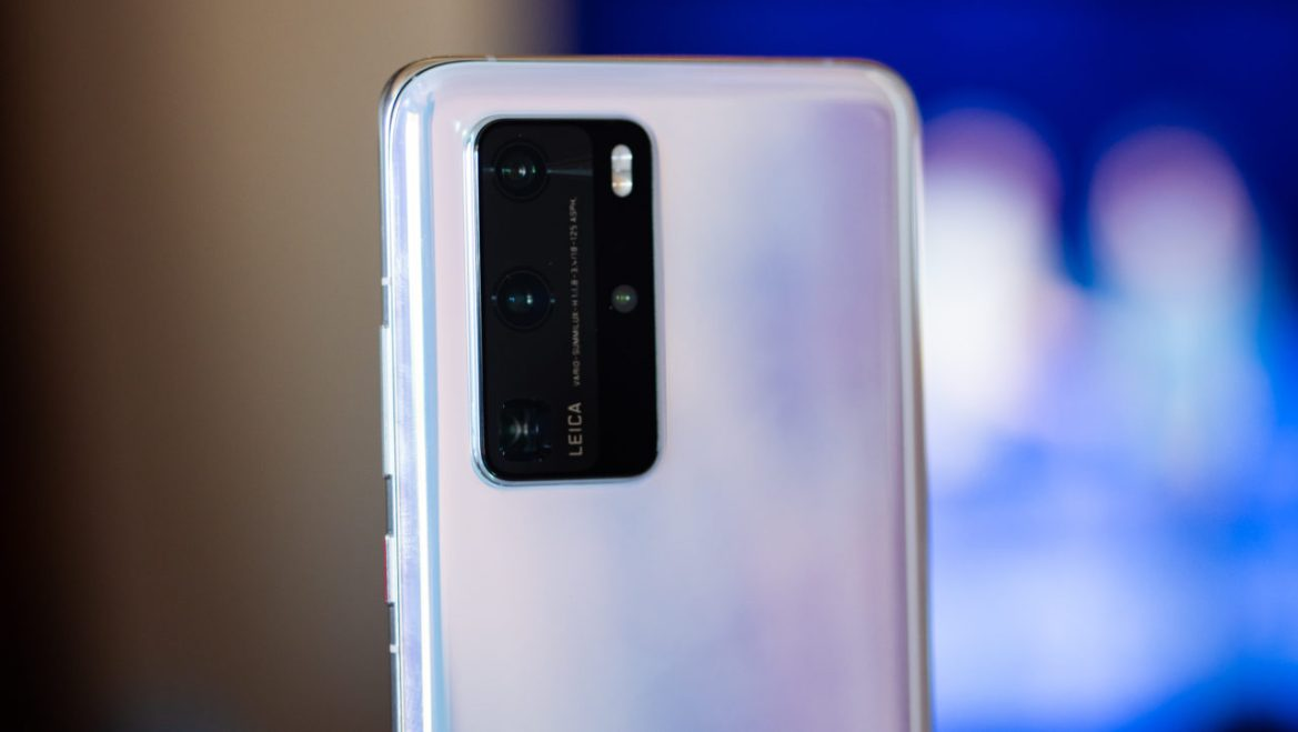 HUAWEI P40 Pro counter argument