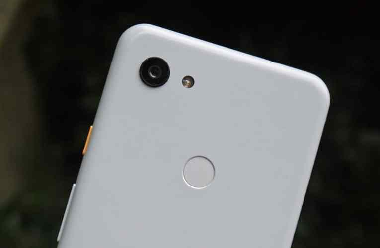 Google Pixel 4a appears on GeekBench: The launch may be nearby