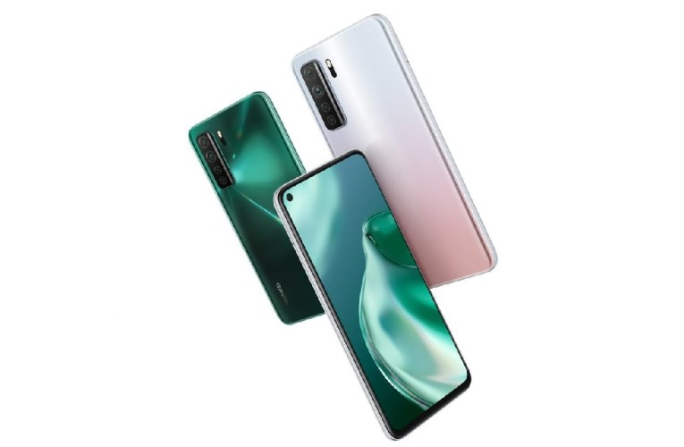 HUAWEI P40 Lite is officially revised as the Nova 7 SE